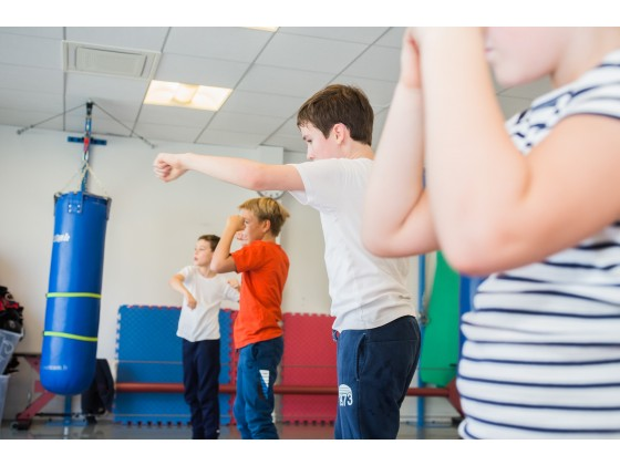Kid Boxing Intermediaire 8/11 ans