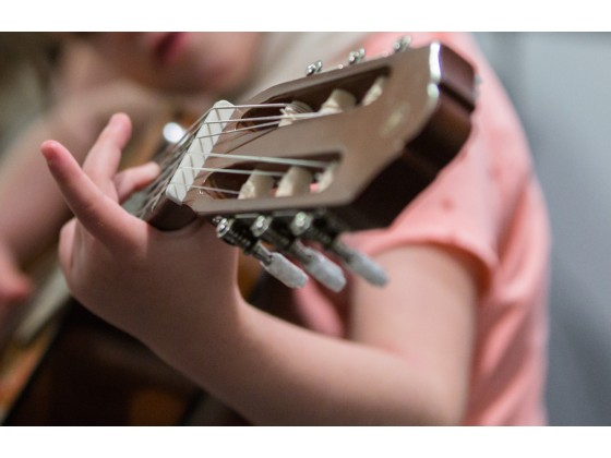 Guitare Initiation 7/9 ans