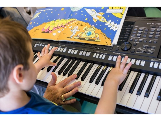 Piano Yamaha Music School - Music Wonderland - 3 ans - Débutants avec Parents