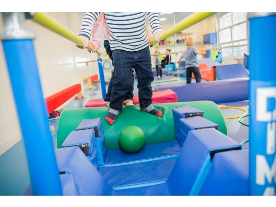 Baby Gym 2/3 ans avec Parents