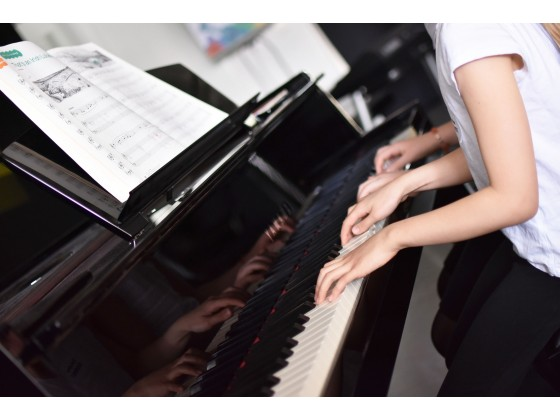 Piano Yamaha Music School - AXC4 - 11/14 ans