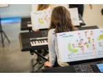 Piano Yamaha Music School - JXC4 - 8/10 ans