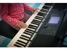 Piano Yamaha Music School 4/5 ans - Débutants