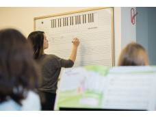 Piano Yamaha Music School JMC1- 4/5 ans - Débutants - Avec Parents